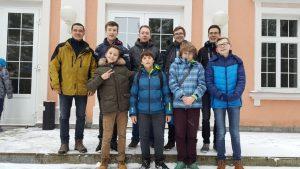 Das erfolgreiche Team der Ostthüringer Einzelmeisterschaften 2018